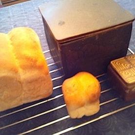 土鍋土で焼くパン