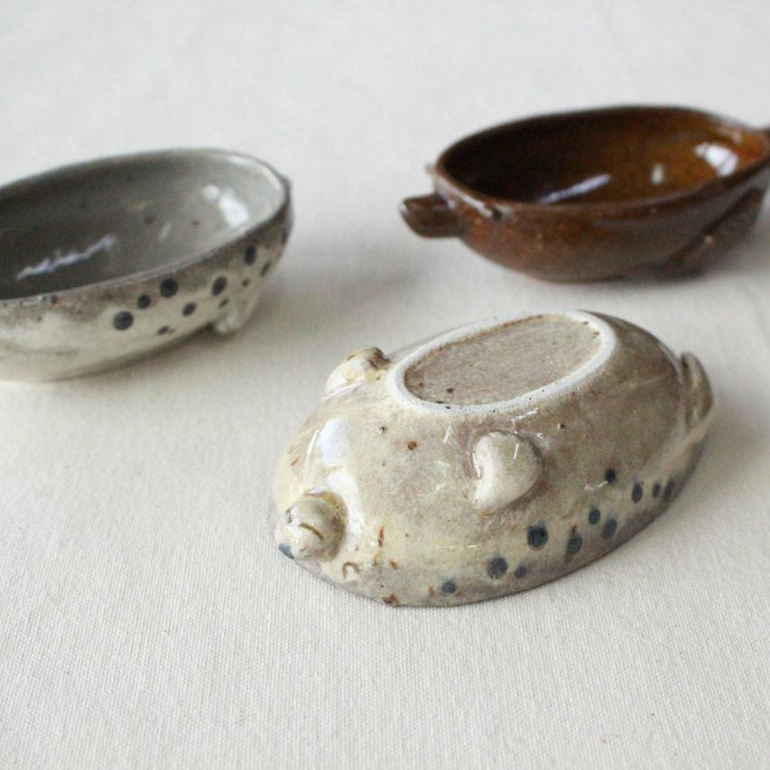 アシカの小鉢