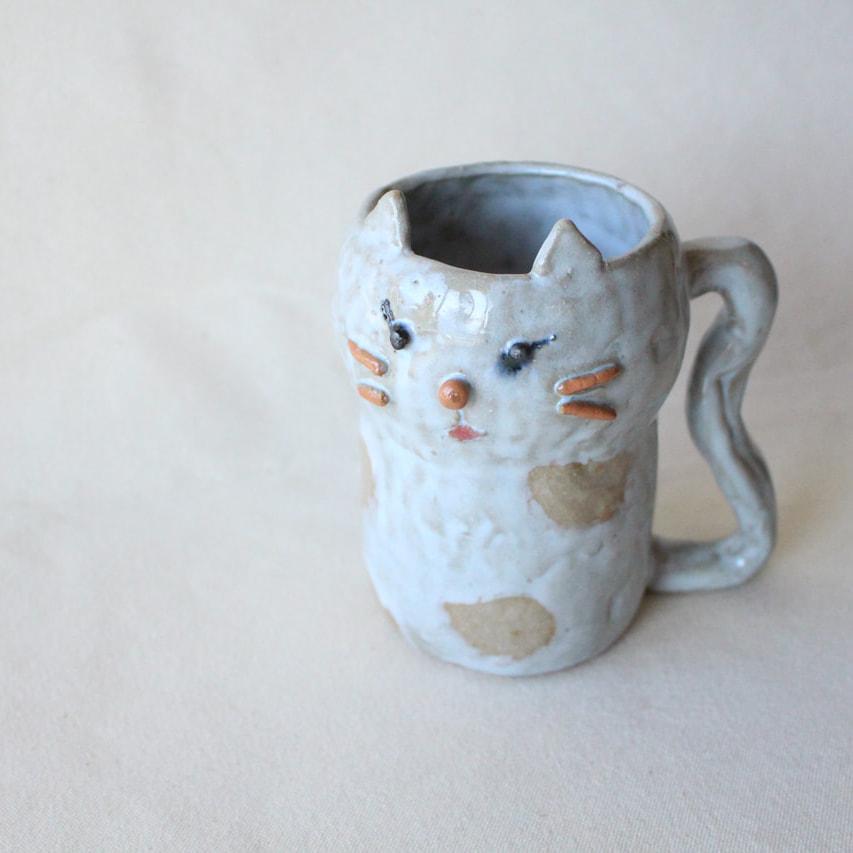ねこちゃんのカップ