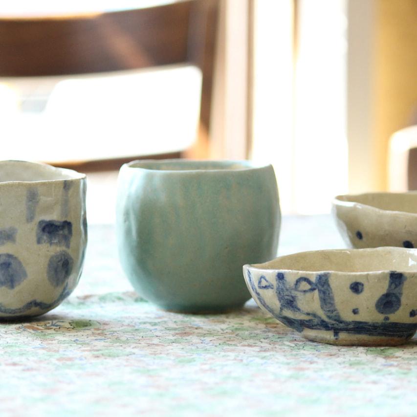 親子で陶芸体験