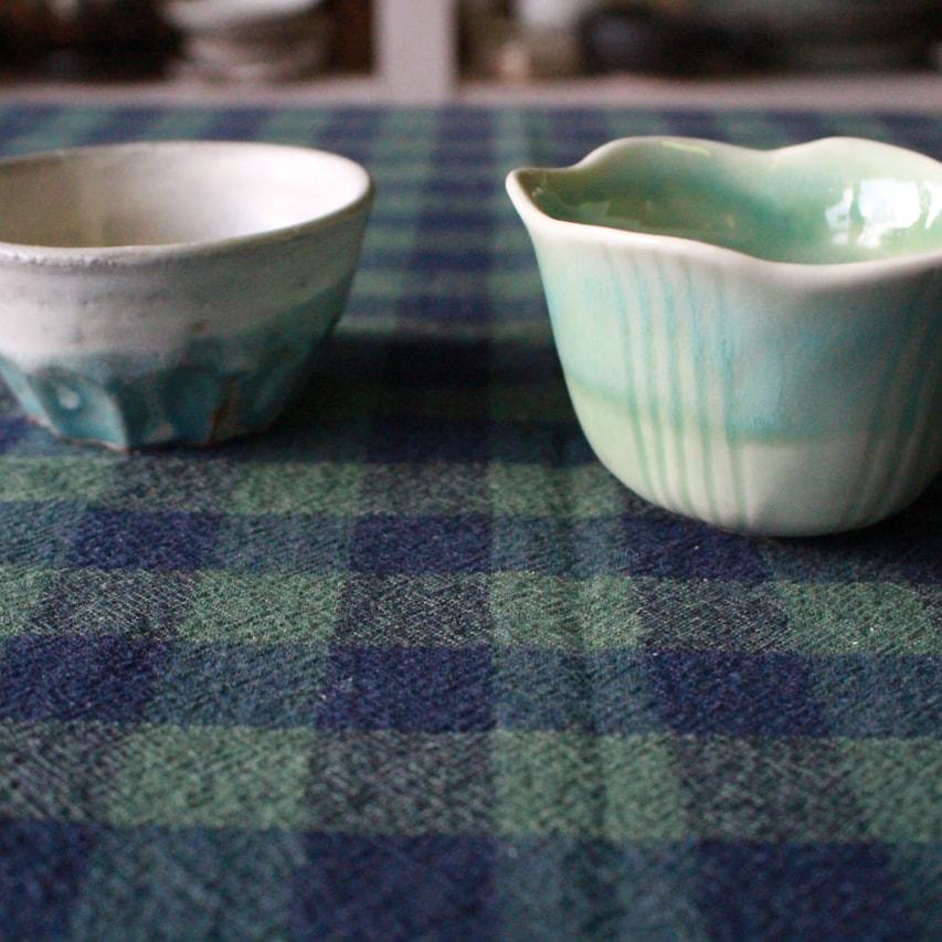 ふたつの小鉢